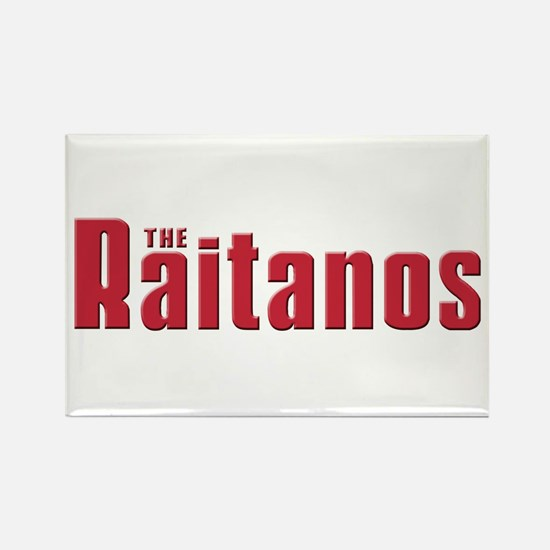 The Raitano Rectangle Magnet