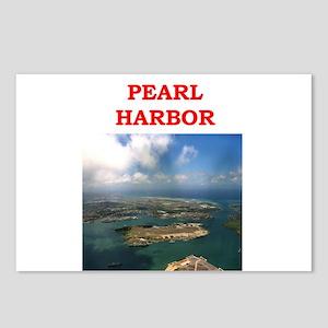 pearl harbor Postcards (Package of 8)