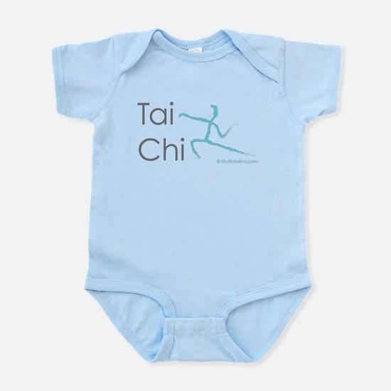 Tai Chi 1 Infant Bodysuit