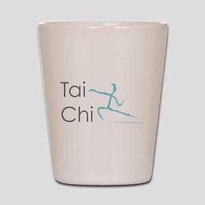 Tai Chi 1 Shot Glass