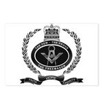 Your Masonic Pride Postcards (Package of 8)