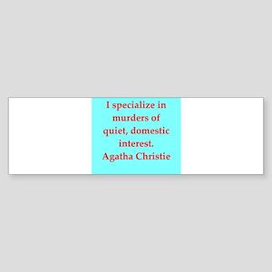 chrustie2 Sticker (Bumper)