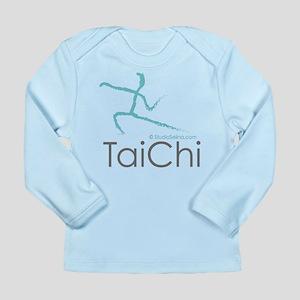 Tai Chi 2 Long Sleeve Infant T-Shirt