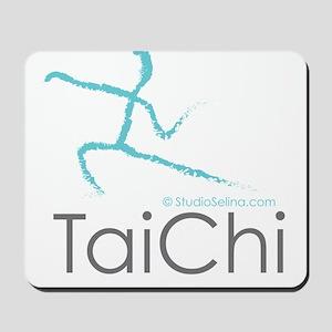 Tai Chi 2 Mousepad