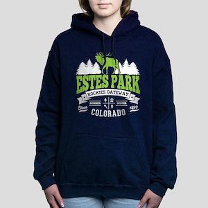 Estes Park Vintage Women's Hooded Sweatshirt