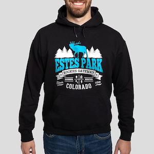 Estes Park Vintage Hoodie (dark)