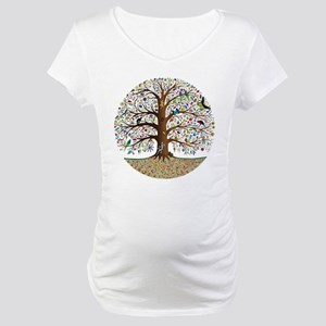 VLA Tree of Life Maternity T-Shirt
