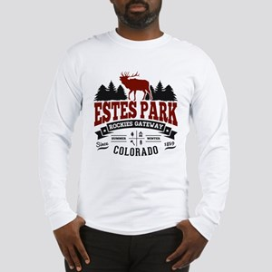 Estes Park Vintage Long Sleeve T-Shirt