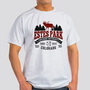 Estes Park Vintage Light T-Shirt