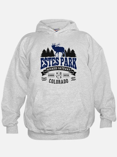 Estes Park Vintage Hoodie