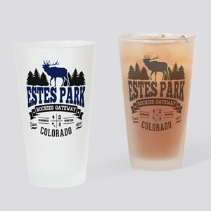 Estes Park Vintage Drinking Glass