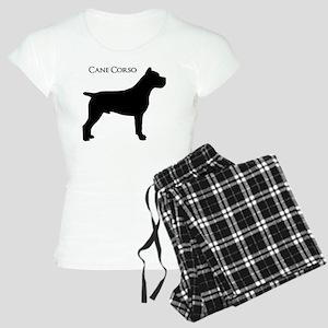 Outline Body Women's Light Pajamas