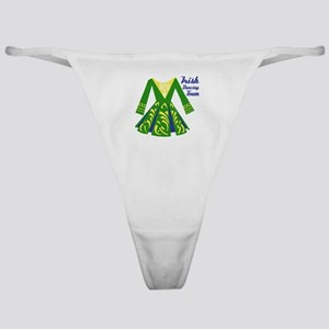 Irish Dance Team Classic Thong