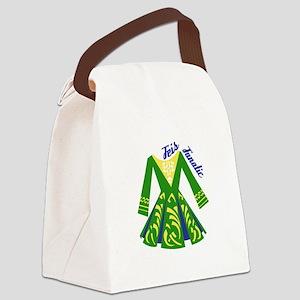 Feis Fanatic Canvas Lunch Bag