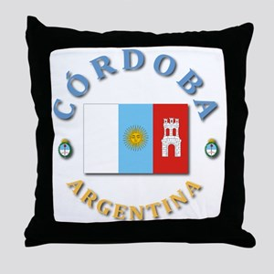 Cordoba Throw Pillow