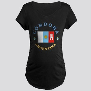 Cordoba Maternity Dark T-Shirt