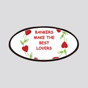 BANKERS Patches