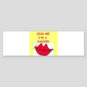 DANCER Sticker (Bumper)