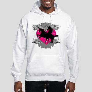 Unicorns Hooded Sweatshirt