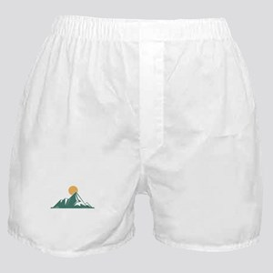 Sunrise Mountain Boxer Shorts