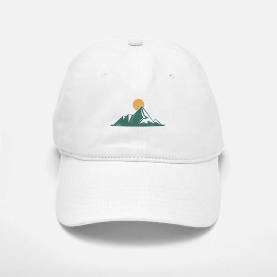 Sunrise Mountain Baseball Baseball Baseball Cap