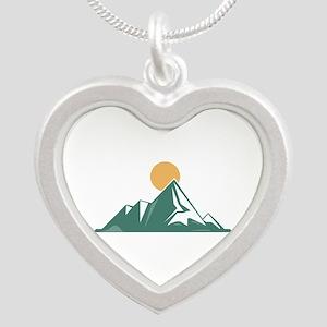 Sunrise Mountain Necklaces