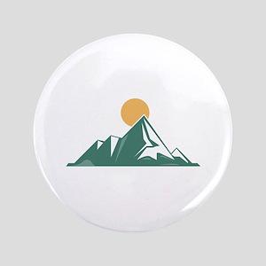 "Sunrise Mountain 3.5"" Button"