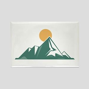 Sunrise Mountain Magnets