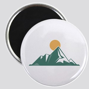 Sunrise Mountain Magnets