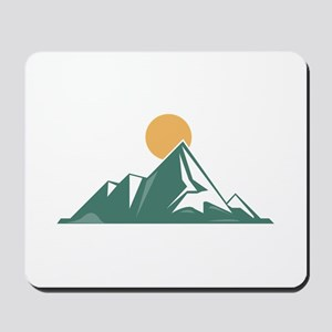 Sunrise Mountain Mousepad
