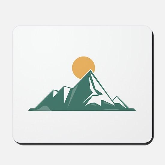 Sunrise Mountain Mousepad
