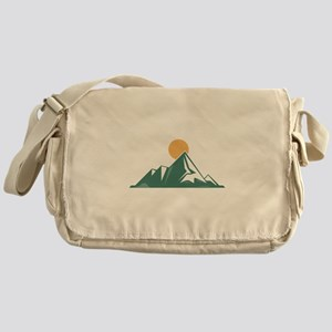 Sunrise Mountain Messenger Bag