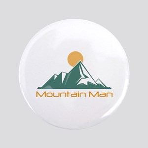 "Mountain Man 3.5"" Button"