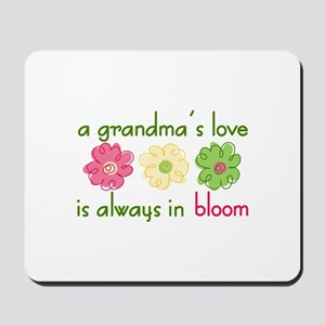 Grandmas Love Mousepad