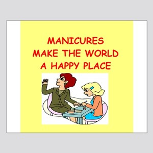 MANICURIST.png Small Poster