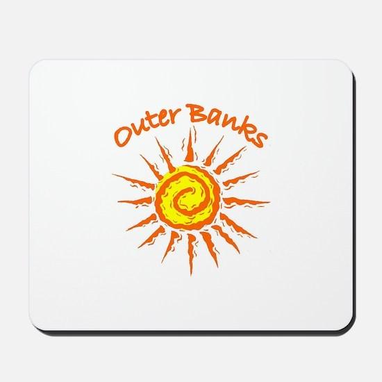 Outer Banks Mousepad