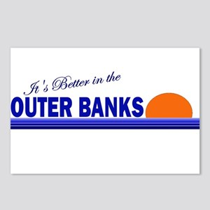 Its Better in the Outer Banks Postcards (Package o