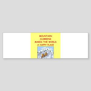 MOUNTAIN Sticker (Bumper)