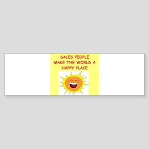 SALES Sticker (Bumper)