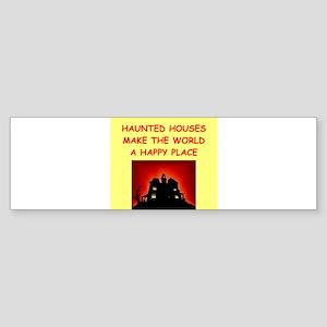 HANNTED Sticker (Bumper)