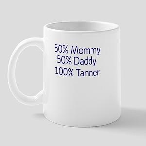 100% Tanner Mug