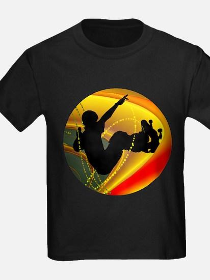 Skateboarding Silhou T-Shirt