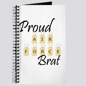 Camo AF Brat Journal