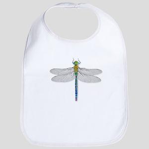 Dragonfly Cotton Baby Bib