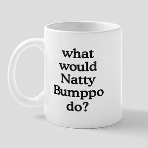 Natty Bumppo Mug