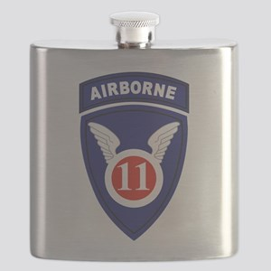 11th Airborne division Flask
