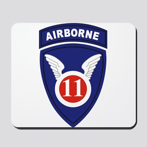 11th Airborne division Mousepad