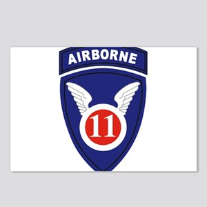 11th Airborne division.pn Postcards (Package of 8)
