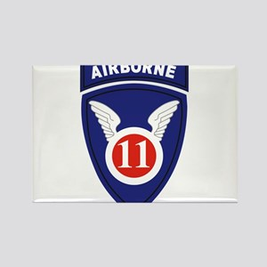 11th Airborne division Magnets
