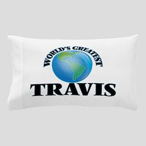 World's Greatest Travis Pillow Case